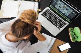 دراسة تكشف كارثة العمل لساعات طويلة
