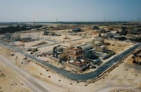 بلدية مدينة أبوظبي تنفذ مشروعين للطرق والبنية التحتية في السمحة