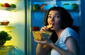 أضرار تناول الطعام في ساعات متأخرة