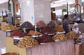 انطلاق «مهرجان الرطب» في سوق الجبيل بالشارقة