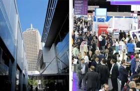 مركز دبي التجاري العالمي يسهم في تنشيط حركة السفر والسياحة من خلال إقامة الفعاليات التجارية
