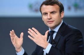 ماكرون يقدم مقترحات إصلاح الاتحاد الأوروبي