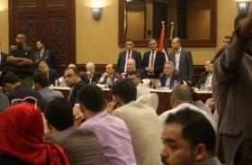 الفصائل الفلسطينية تجتمع  في القاهرة لبحث المصالحة