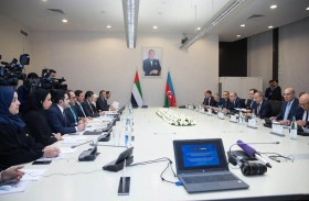 اللجنة الاقتصادية بين الإمارات وأذربيجان تضع برنامجا للانتقال بمستويات الشراكة إلى آفاق أكثر تنوعا