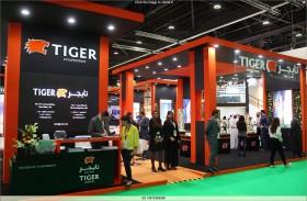 تايجر العقارية تعرض مجموعة متنوعة من مشاريعها في سيتي سكيب أبوظبي