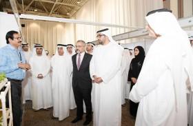 راشد بن سعود المعلا يفتتح معرض وملتقى «صنع في أم القيوين»