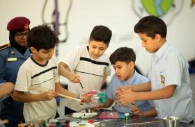 بينالي الشارقة للأطفال ينظم سلسلة من الورش والأنشطة المبتكرة