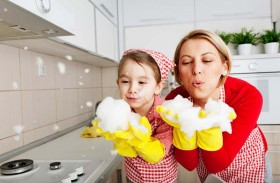 نصائح  وحيل ناجحة كي يحافظ أولادك على النظافة
