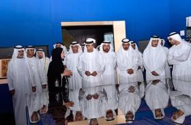 منصور بن زايد يفتتح معرض « الحج : رحلة في الذاكرة »