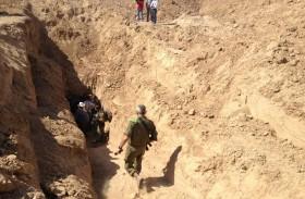 الإحتلال يزعم إحباط حفر «نفق هجومي» في غزة