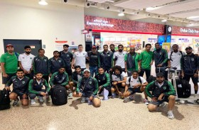 بعثة الفريق الأول بنادي الإمارات تعود من معسكر بلغاريا
