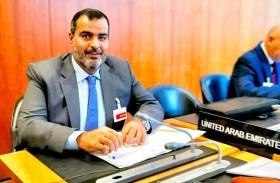 الشعبة البرلمانية الإماراتية تؤكد على دور البرلمانات في تطوير التشريعات والقوانين المساعدة لإجراءات التجارة الدولية