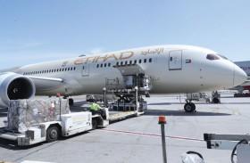 الإمارات ترسل طائرة مساعدات إلى كازاخستان لدعمها في مواجهة فيروس كورونا المستجد