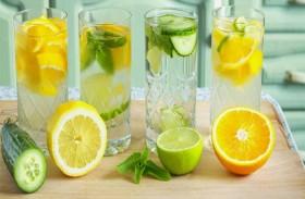 مشروبات تساعدك في خسارة الوزن أثناء الريجيم