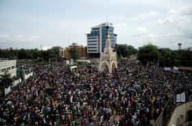 استئناف التظاهرات المطالبة برحيل الرئيس المالي