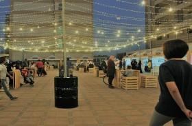 بمشاركة 38 مطعماً لأصحاب المشاريع.. انطلاق مهرجان «قرية المطاعم» في رأس الخيمة