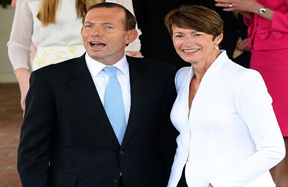 رئيس وزارء أستراليا الجديد يؤدي اليمين