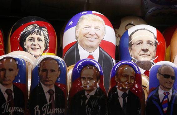 ترامب وفريقه.. مواقف متضاربة حيال أوروبا والأطلسي