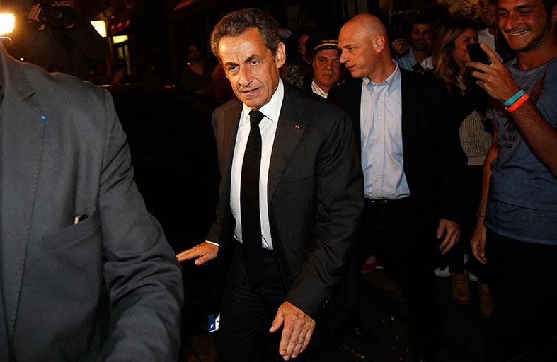 معظم الفرنسيين لا يرغبون ساركوزي في الرئاسة