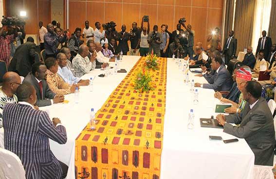الاتحاد الأفريقي يعلق أنشطة بوركينا فاسو