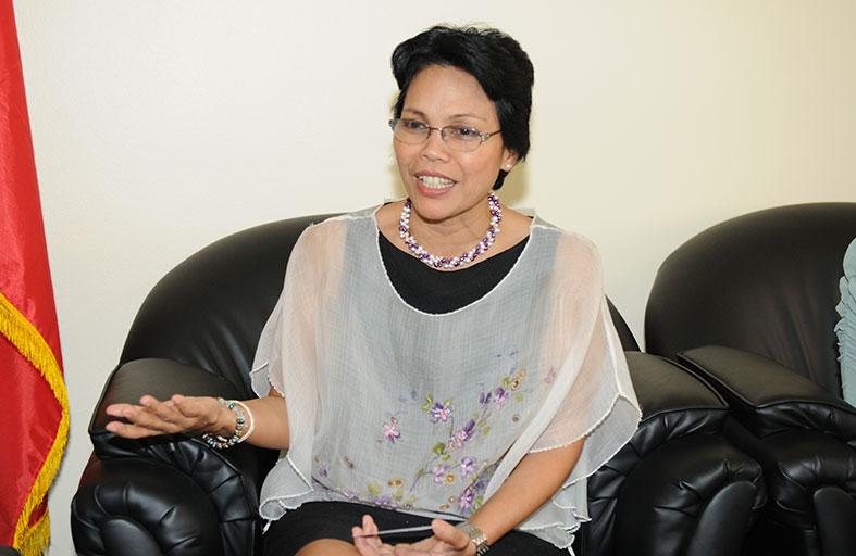 السفيرة الفلبينية: ما حققته الامارات من تقدم في مختلف المجالات جعلها مصدر إلهام بين دول العالم