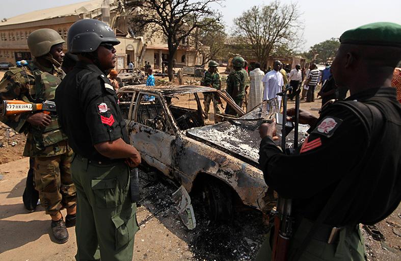 عشرات القتلى في أعمال عنف بنيجيريا