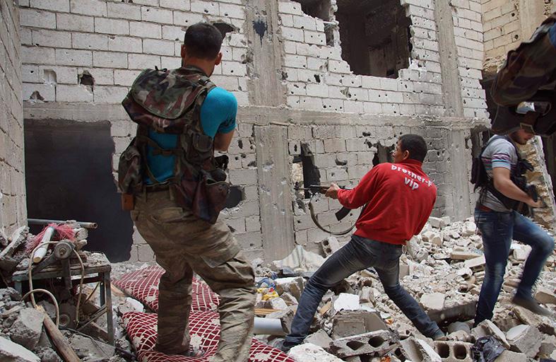 31 مايو يوم التضامن العالمي مع الثورة السورية