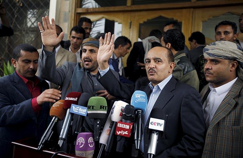 الولايات المتحدة ترحب ببدء المحادثات اليمنية في الكويت