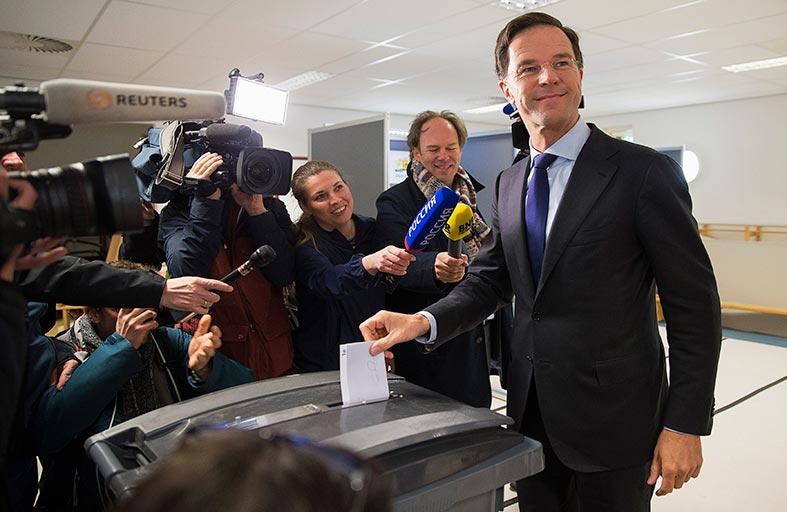تصويت رمزي للهولنديين على الاتحاد الأوروبي