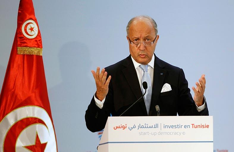 فرنسا تبدأ أول مهمة استطلاع في العراق