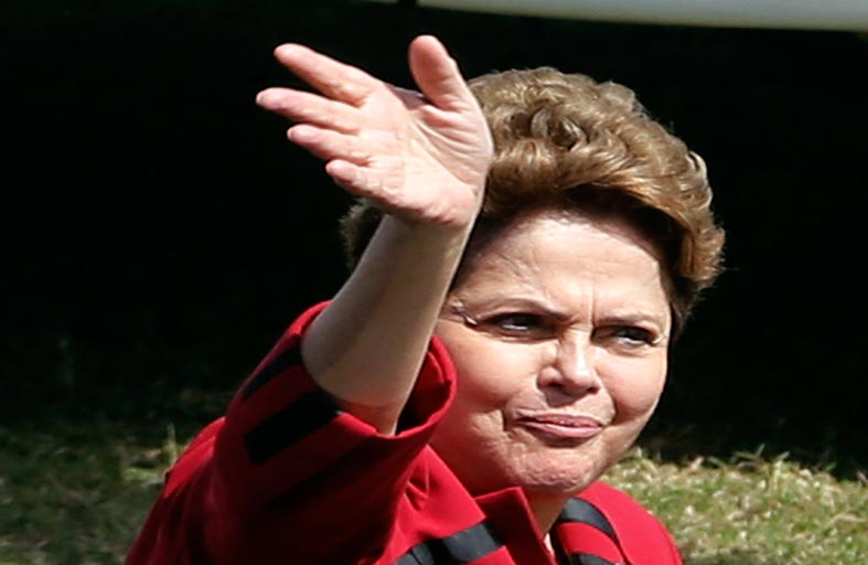 روسيف من مقاومة سابقة الى رئيسة البرازيل