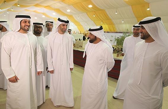 الفعاليات المصاحبة تنتزع اعجاب الجمهور الكبير والمشاركين والزوار