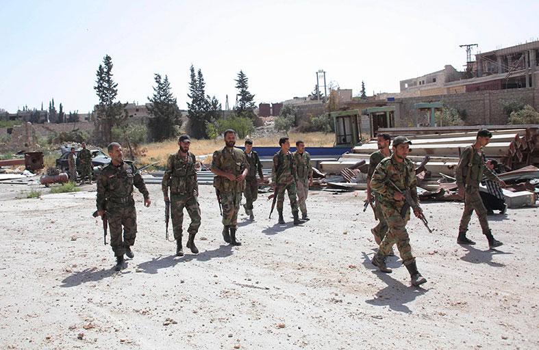 دبلوماسيون غربيون: دمشق لا تزال قادرة على إنتاج الكيميائي