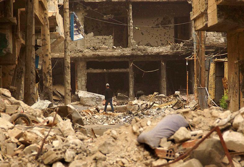 واشنطن حذرة في سوريا خوفا من سيناريو العراق