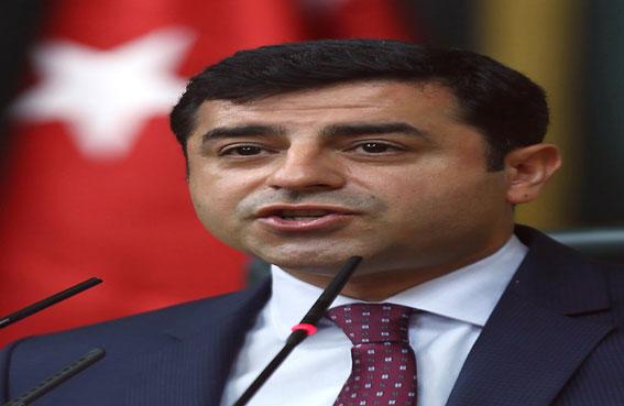 المعارض صلاح الدين دمرتاش الهدف الأول للرئيس اردوغان