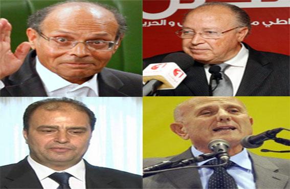 تونس: هذا ثلاثي النهضة الرابح للسباق الرئاسي..!