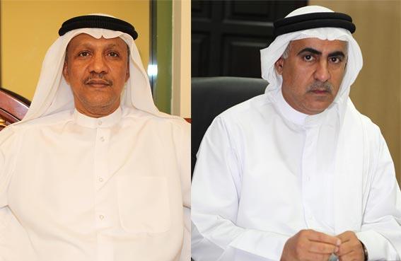 سلطان عيسى نائباً أول لرئيس مجلس إدارة الإمارات وأحمد سمحان نائباً ثانياً