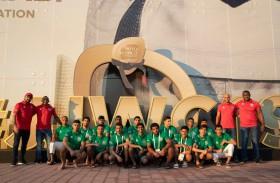 بطولة العالم للجوجيتسو تنطلق اليوم من أبوظبي بمنافسات الناشئين والشباب