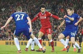 ليفربول لإضافة لقب جديد وتشلسي للتعويض
