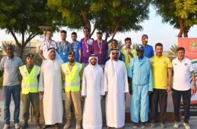 بداية موفقة للموسم الجديد لألعاب القوى بمشاركة مميزة لأندية الإمارات