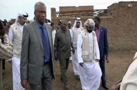 الإمارات تغيث متضرري الفيضانات في ولاية الجزيرة السودانية