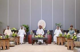 عمار النعيمي يحضر جلسة معرفة حول مستقبل العلاقات مع الصين