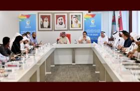 الاجتماع الفني لنهائي كأس الخليج العربي يستعرض الترتيبات التنظيمية