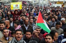 مسيرات احتجاجية في مناطق أردنية انتصاراً للقدس