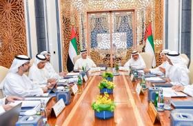 حمدان بن راشد يترأس اجتماع اللجنة المالية والاقتصادية الدوري