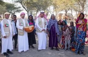18 مليون درهم لتطوير مشروعات زايد الخيرية في تشاد
