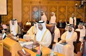 سلطان الجابر يؤكد على دور الإعلام المحوري في التشجيع على نبذ التطرف والإرهاب