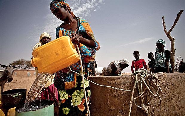 نذر أزمة غذاء في أفريقيا الوسطى