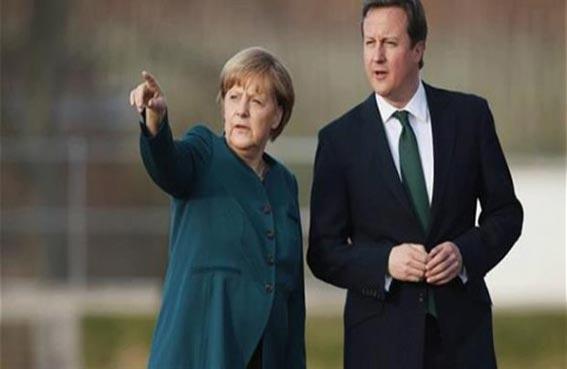 ألمانيا تستبعد حربا باردة جديدة