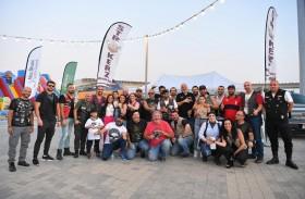 بلدية مدينة أبوظبي تنظم فعالية للوقاية من السرطان بمنتزه بوابة ياس